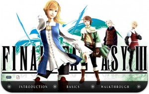 Final Fantasy III Confirmed To Become Ouya Android Console Launch Title