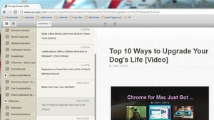 Most Popular Chrome Extensions and Posts of 2011