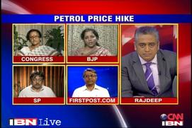 Is fuel price hike politically sustainable?