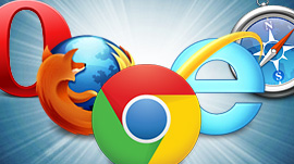 Browser Wars: Chrome vs IE9 vs Firefox