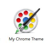 My Chrome theme icon