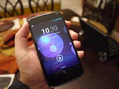 LG Nexus 4 (Front)
