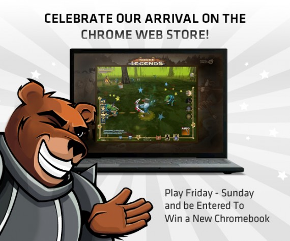 Chromebook Promo 570x474 Pocket Legends developer celebrates Chrome app store release with Chromebook PC giveaway