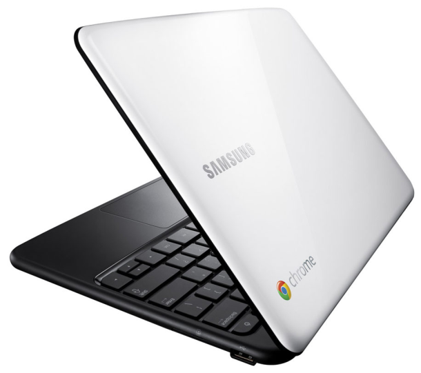 Samsungs Series 5 Chromebook, one current manifestation of Chrome OS.
