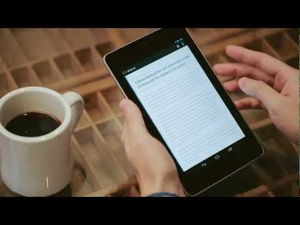 Press is a Gorgeous Newsreader for Android Phones and Tablets