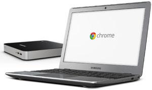 Google Chrome OS Chromebook, Chromebox