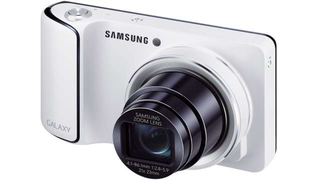 Simply put, it's the Samsung Galaxy S II with a huge lens popped in minus support for making calls