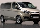Ford's Next Light-Duty Transit Van Might Take Styling Cues from the Tourneo Custom Concept