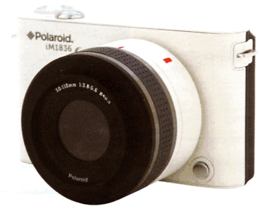 Polaroid-mirrrorless-camera