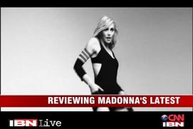Madonna's 'MDNA' high on music, low on lyrics