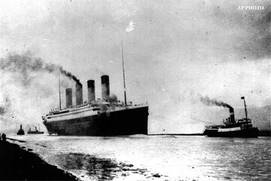 Grandson of Titanic survivor tells his story