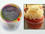 Non toxic cake decoration glitter - to be used on items and decorations that can be removed before eating