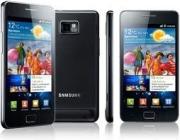 Samsung Galaxy S II smartphone