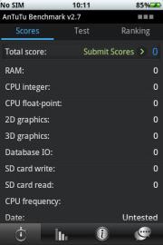AnTuTu System Benchmark; click for full-size image.