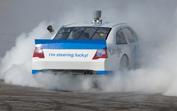 google-racing
