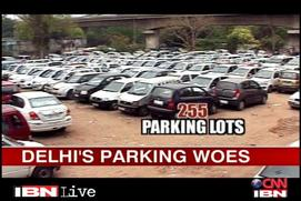 MCD polls: Parties promising more parking lots