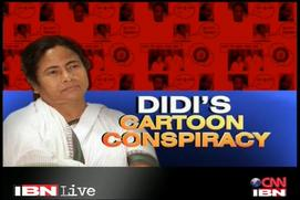 Cartoons are part of democracy: Dinesh Trivedi