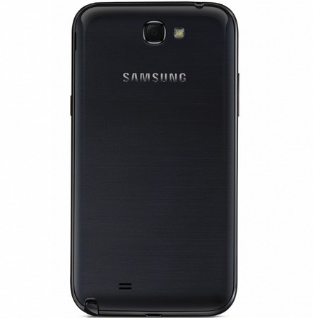 Samsung Galaxy Note II reportedly coming in black, still won't be stealthy
