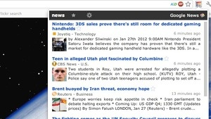 GNews Is an Unobtrusive Google News Notifier for Chrome