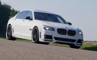 Lumma Design Makes BMW 7 Series Wider, Bolder
