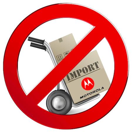 Microsoft Motorola Injunction