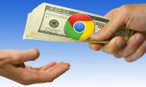 Chrome Sponsored Link Campaign