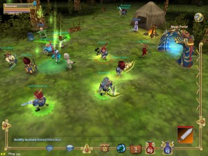 pla forest haven 300x225 Pocket Legends developer celebrates Chrome app store release with Chromebook PC giveaway