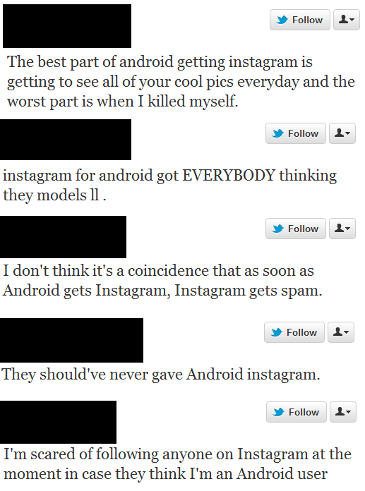 instagram haters