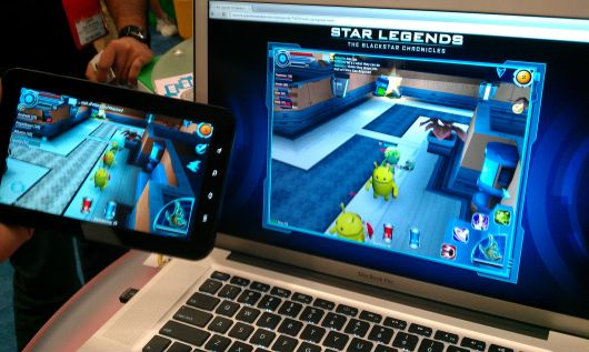 Star Legends -- GDC Online 2011