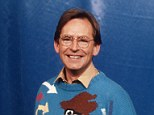 Fred the weatherman: Fred Talbot appearing on This Morning in 1991 wearing one of his famous patterned jumpers
