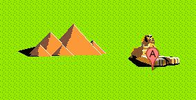 pyramids-sphinx-google-maps-8-bit