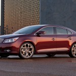 Looking Deeper: Buick LaCrosse GL Concept Previews the Future of Buick Color Palettes image