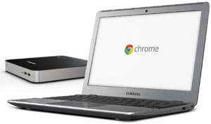 Google Chrome OS Chromebook, Chromebox