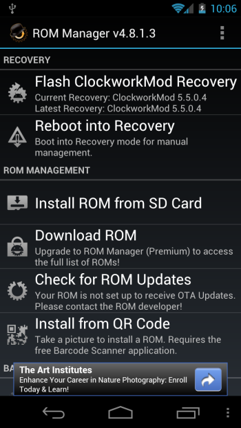 How To Root Your Galaxy Nexus