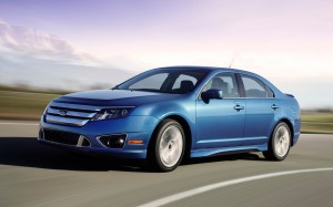 Refreshing or Revolting: 2013 Ford Fusion image