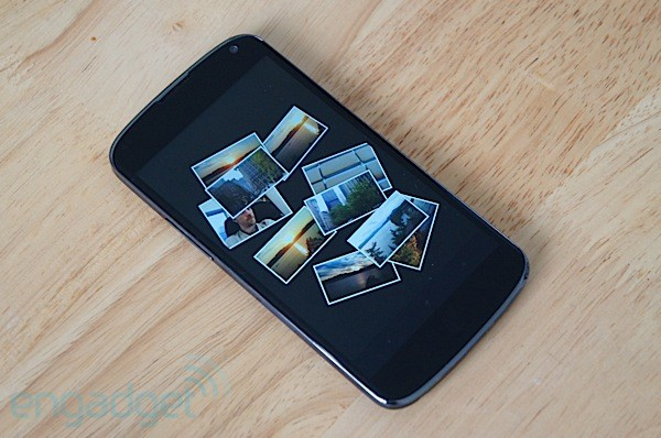 Engadget UK Giveaway: win a Nexus 4 courtesy of MobileFun