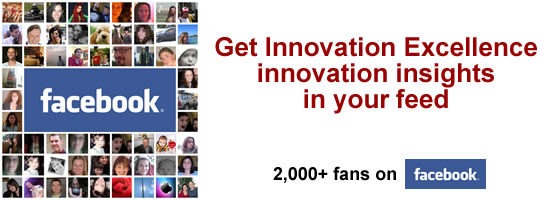 Like Innovation Excellence on Facebook