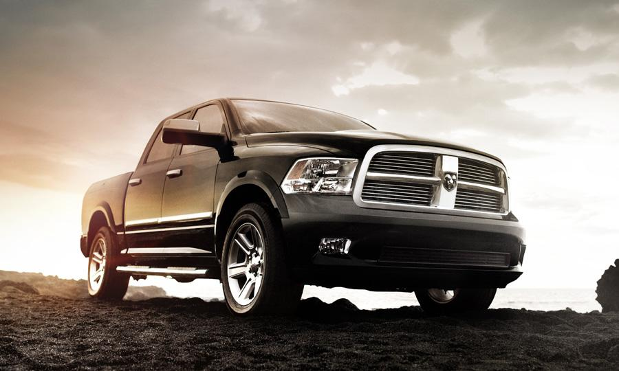 The Laramie Limited is an alternative to the Longhorn Photo by: Ram